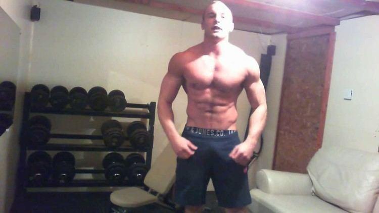 Sam Baines Sam Baines HomeGym Muscle Flex Skype MuscleFlex1990 YouTube