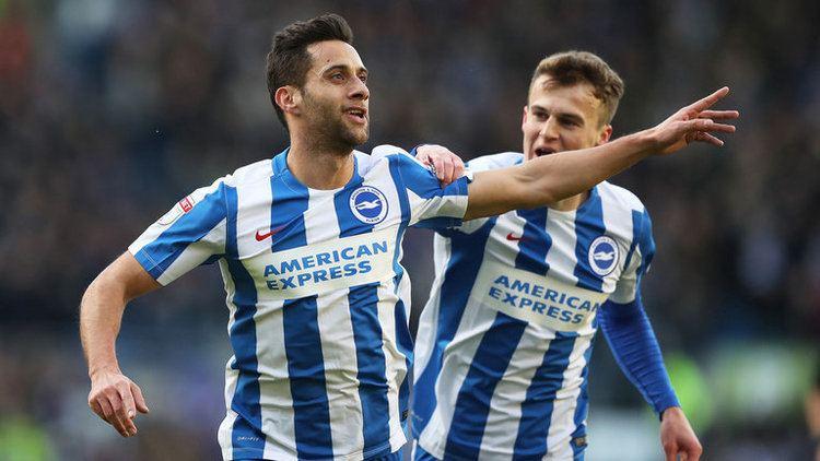 Sam Baldock Sam Baldock signs new threeyear contract with Brighton Football