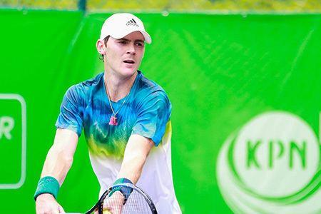 Sam Barry (tennis) Interview Sam Barry Crosscourt View