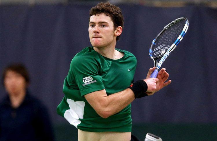 Sam Barry (tennis) Sam Barry Behind The Baseline eir Community Blog