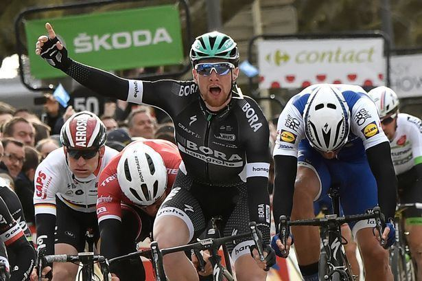 Sam Bennett (cyclist) Cyclist Sam Bennett wins biggest race of his career in France to end