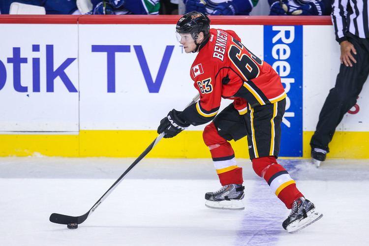 Sam Bennett (ice hockey) The Journey Sam Bennett DobberHockey Your Fantasy Hockey Source