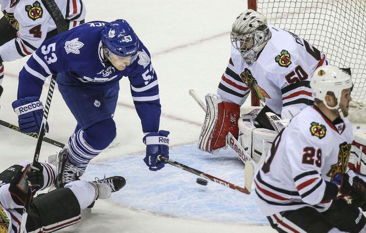 Sam Carrick Maple Leafs Sam Carrick savours NHL debut Toronto Star