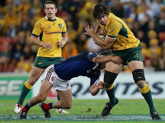Sam Carter (rugby) Wallabies lose new skipper Stephen Moore for remainder of