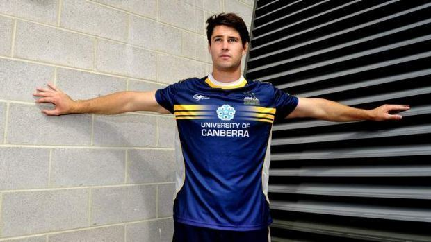 Sam Carter (rugby) Sam Carter hopes Super Rugby form with Brumbies will beat
