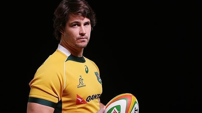 Sam Carter (rugby) Sam Carter39s former Wallaby father David speaks of his