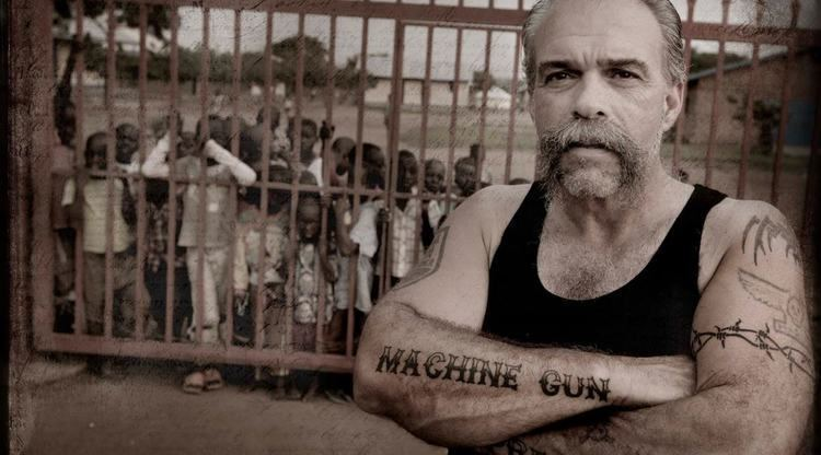Sam Childers Someone You Should Know Machine Gun Preacher Sam Childers