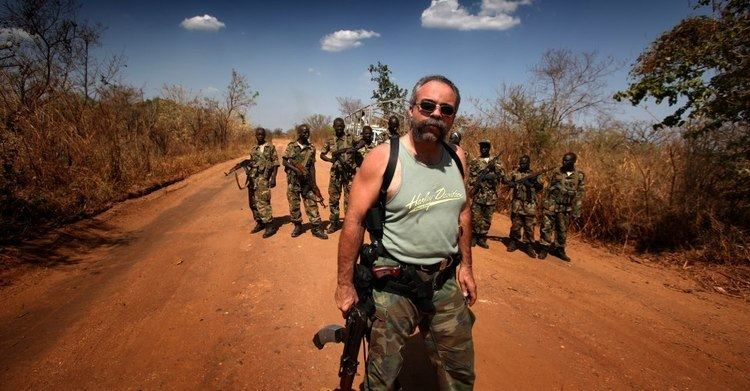 Sam Childers Federal Agents Conduct Raid on 39Machine Gun Preacher