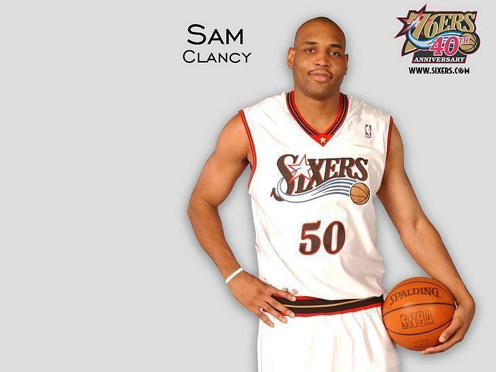 Sam Clancy Jr. NBA Sixers Sam Clancy Pictures 5 Wallcoonet