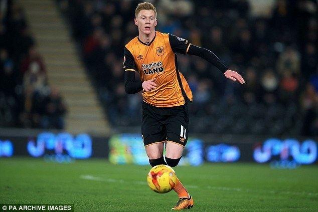 Sam Clucas Hull City midfielder Sam Clucas has energy attitude and technical