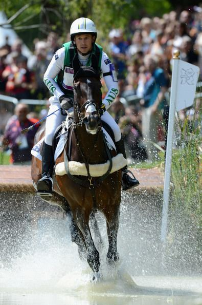 Sam Griffiths Sam Griffiths Pictures Olympics Day 3 Equestrian Zimbio