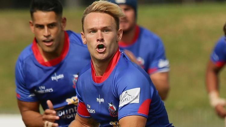 Sam Lane (rugby player) Why this is a big season for Manly Marlins star fiveeighth Sam Lane