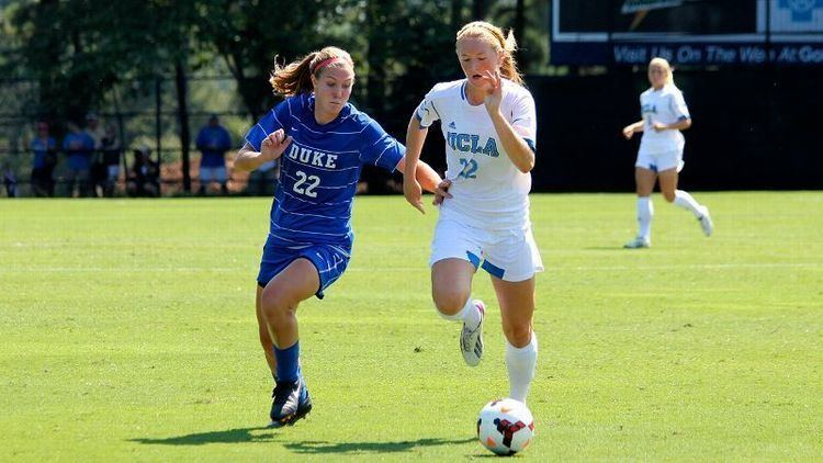 Sam Mewis espnW Soccer Player Of The Year UCLAs Samantha Mewis