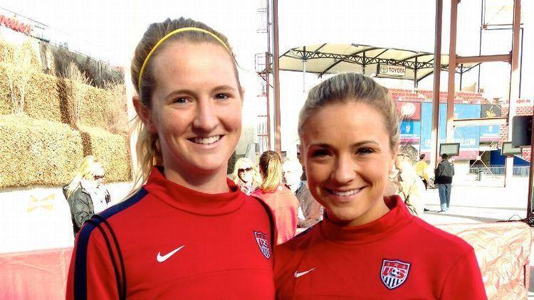 Sam Mewis espnW Mewis sisters add spark to US soccer team