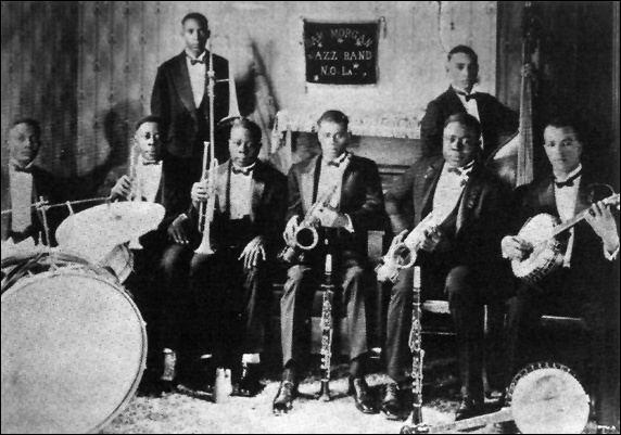 Sam Morgan (musician) Sam Morgans Jazz Band Photo