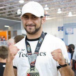 Sam Osman Sam Osman vs Josh Griffin Hard Knocks 27 MMA Bout Page Tapology