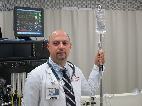 Sam Parnia Stony Brook Professor Leads Worlds Largest Medical Study on the