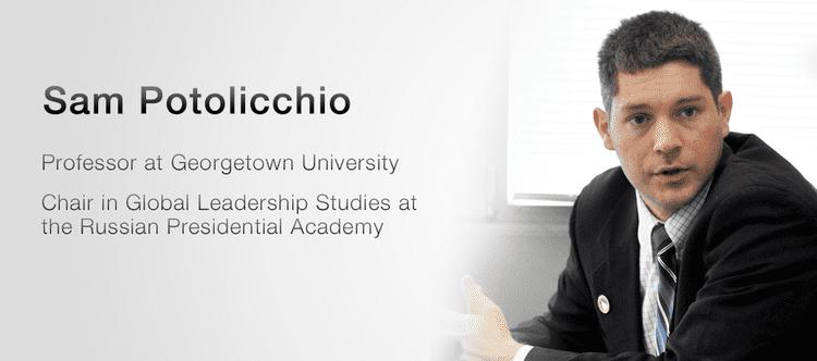 Sam Potolicchio Announced Sam Potolicchio Warwick Economics Summit