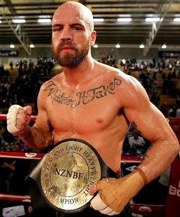 Sam Rapira (boxer) Sam Rapira wants to settle score with Papuni Stuffconz
