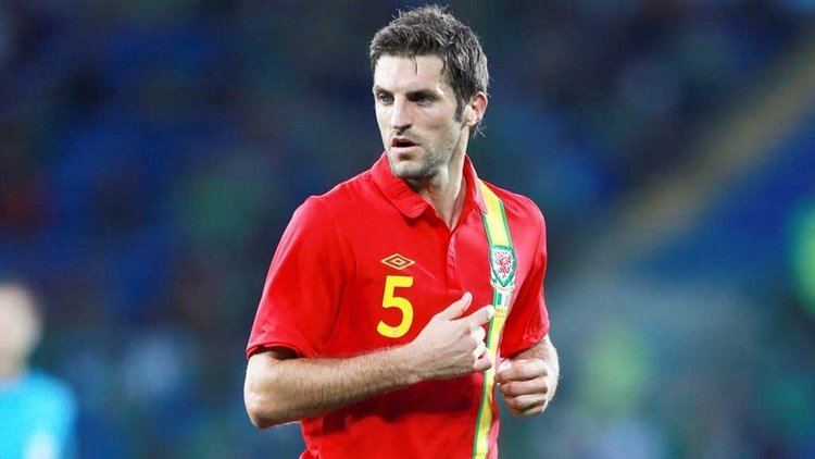 Sam Ricketts Former Wales international Sam Ricketts announces retirement due to