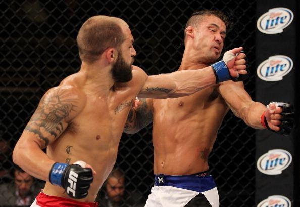 Sam Sicilia UFC Fight Night 71 Fight Breakdown Sam Sicilia vs