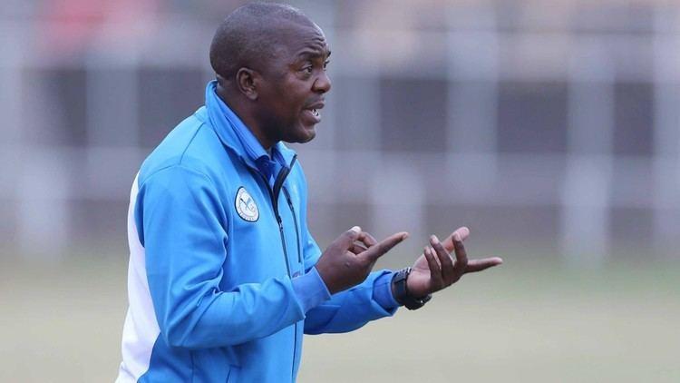 Sam Ssimbwa Sam Ssimbwa Sofapaka players must fight for starting roles Goalcom