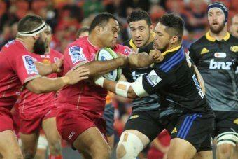 Sam Talakai Queensland Reds prop Sam Talakai determined to build on Super Rugby