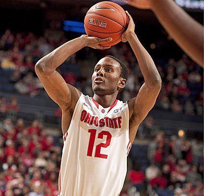Sam Thompson (basketball) Miami Ohio RedHawks vs Ohio State Buckeyes Recap