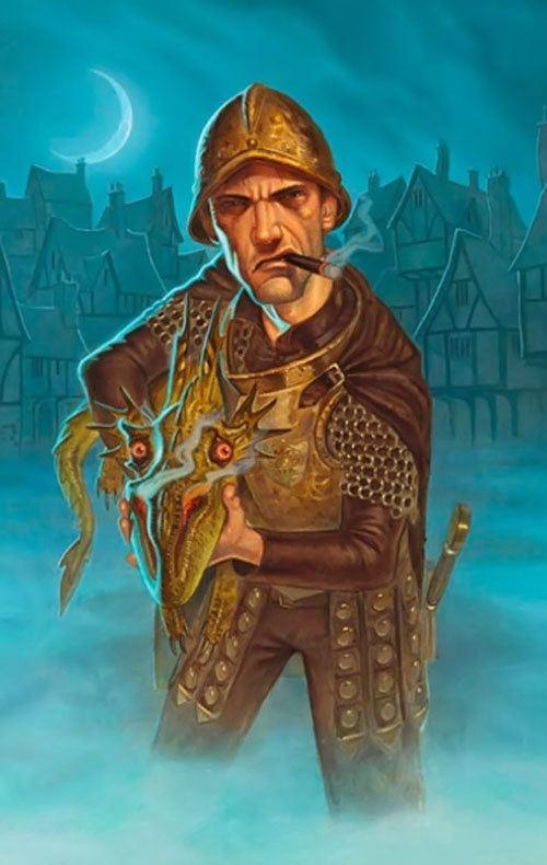 Sam Vimes Captain Samuel Vimes Discworld Pratchett Character profile