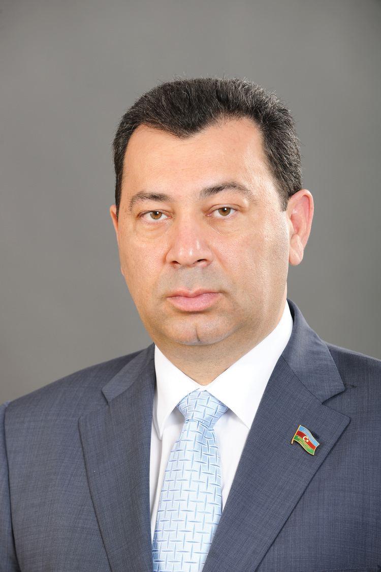 Samad Seyidov Milli Mclis