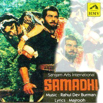 Samadhi 1972 RD Burman Listen to Samadhi songsmusic online