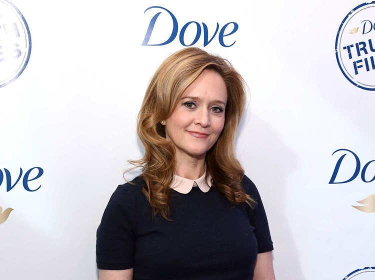 Samantha Bee Samantha Bee Would Be Lost Without Eyeliner The Cut
