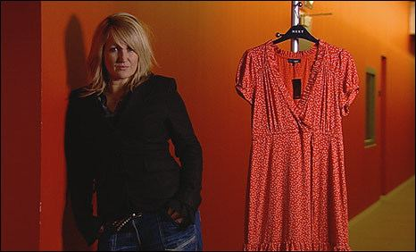 Samantha Poling BBC News Criminals winning the shoplifting war