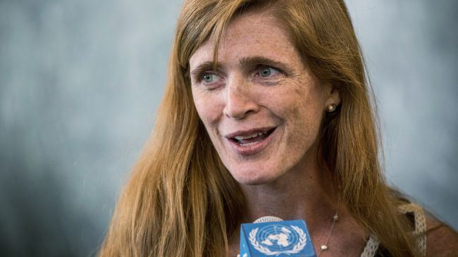 Samantha Power OMG Samantha Power Empowers Youth Activism Citizens for