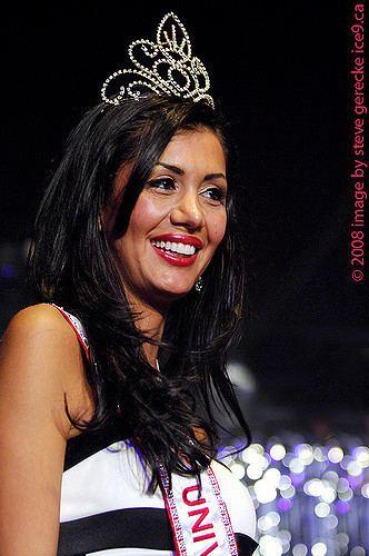 Samantha Tajik SAMANTHA TAJIK MISS UNIVERSE CANADA 2008 Flickr