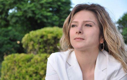Samar Yazbek TWE Interview Syrian AuthorActivist Samar Yazbek Speaks