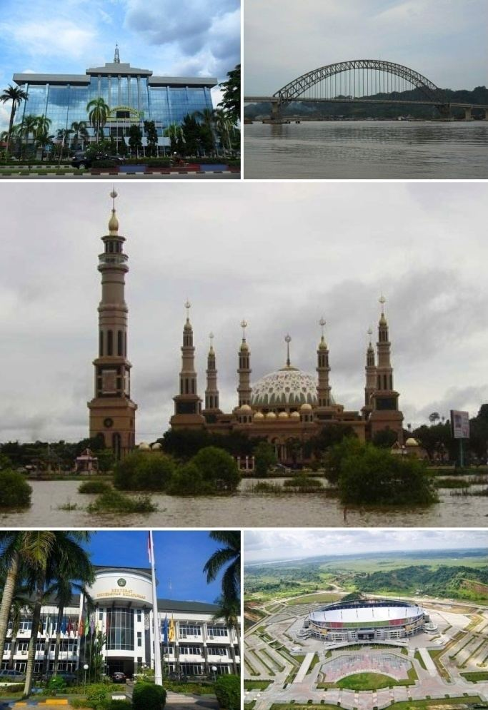 Samarinda in the past, History of Samarinda