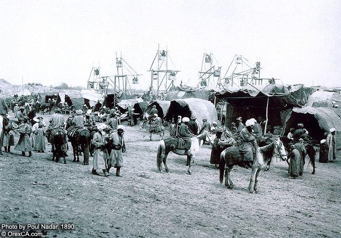 Samarkand in the past, History of Samarkand