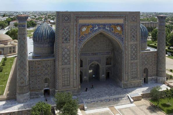 Samarkand Culture of Samarkand