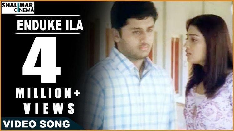 Sambaram Sambaram Movie Enduke Ila Video Song Nithin Nikitha YouTube