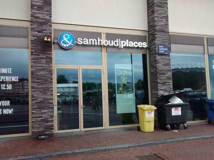 &samhoud places