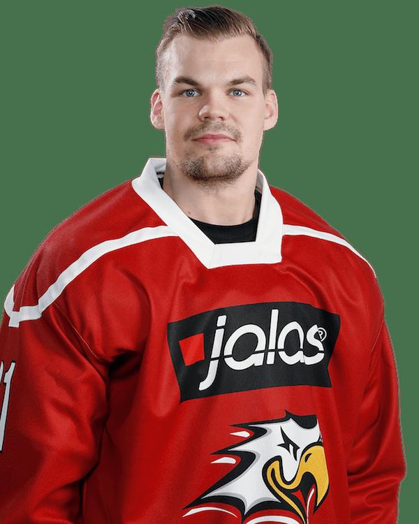 Sami Blomqvist Sami Blomqivst loppukaudeksi Vaasan Sportiin Japyhcom