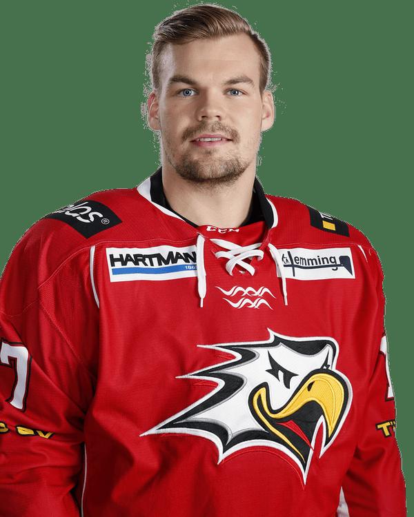 Sami Blomqvist Tilastot 17 Blomqvist Sami Liiga