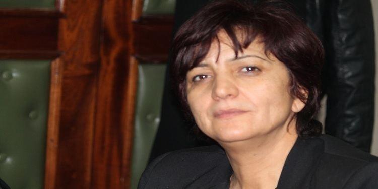 Samia Abbou Tunis Samia Abbou le Courant dmocratique prsente six