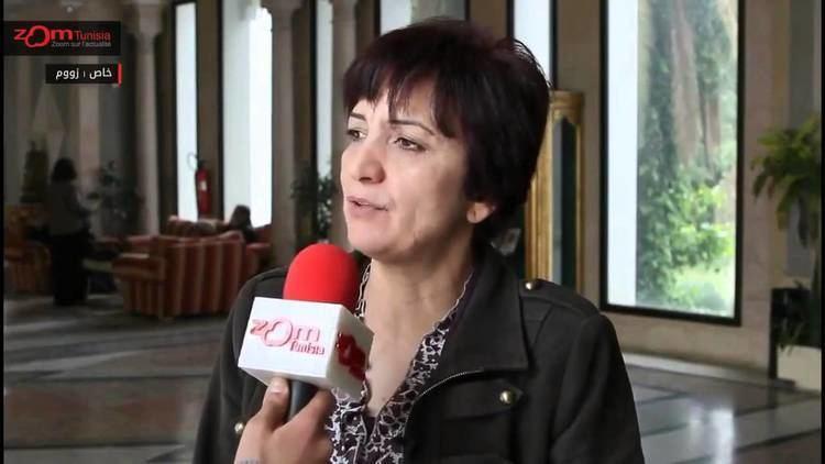 Samia Abbou Samia Abbou s39attaque Bji Cad Essebsi et Nidaa Tounes