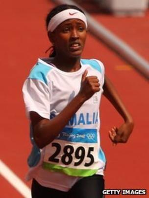 Samia Yusuf Omar Somalia Olympic runner 39drowns trying to reach Europe