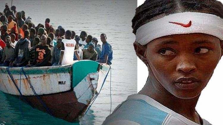 Samia Yusuf Omar Samia Yusuf Omar Un39atleta da non dimenticare Artspecialday