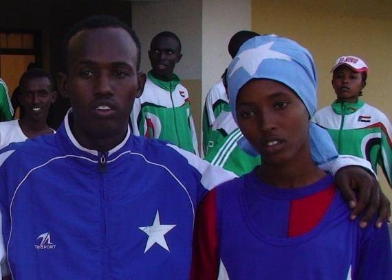 Samia Yusuf Omar Somalia Olympian Samia Yusuf Omar Dies Reaching for