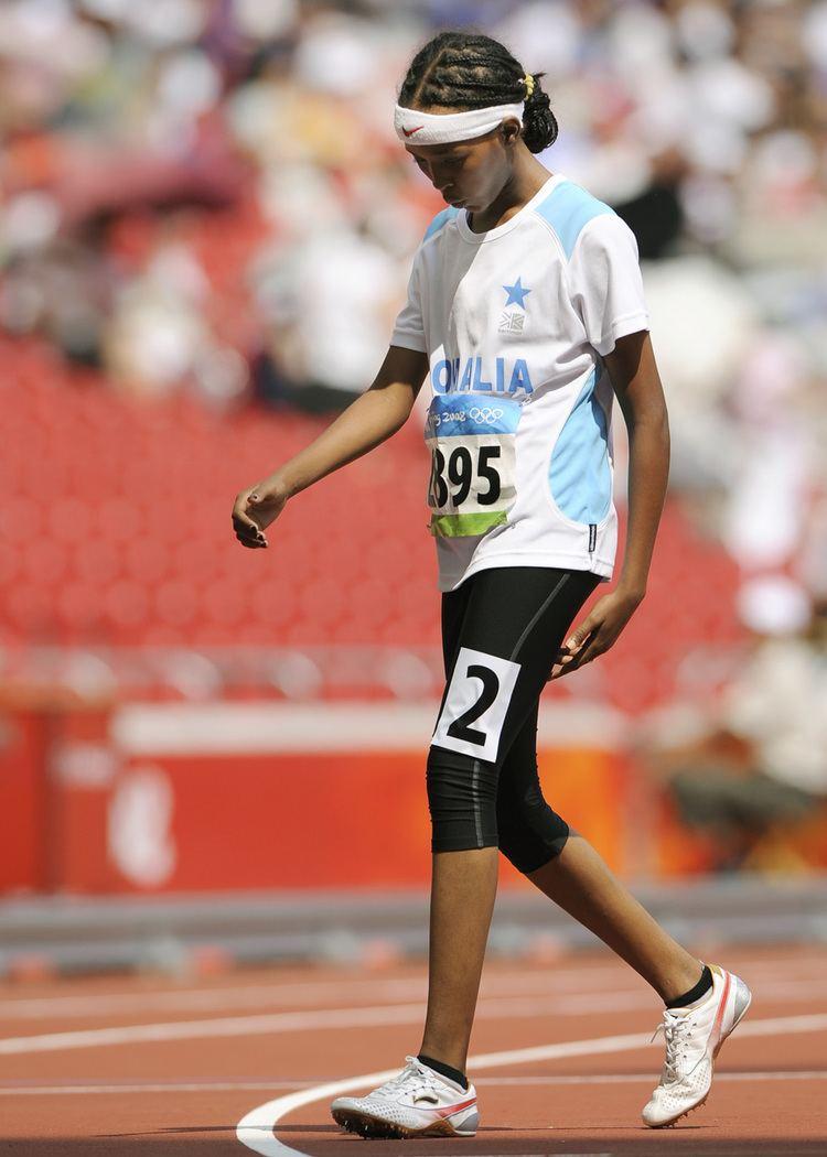 Samia Yusuf Omar Samia Yusuf Omar l39atleta olimpica morta tentando di