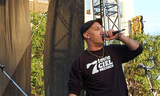 Samian (rapper) Quebec39s first Algonquin rapper World news The Guardian